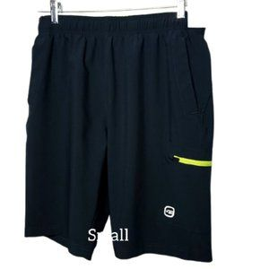 Men Woven Tech Casual Shorts with Pockets